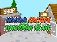 You went fishing and got caught up in a storm. Your boat crashed into some rocks and you ended up on shore. You look up and find a sign that says, 'Welcome to Fisherman Island'. Now you need to look around and figure out how to escape Fisherman Island!