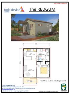 Todd Devine Homes   Granny Flat/DPU - The Redgum