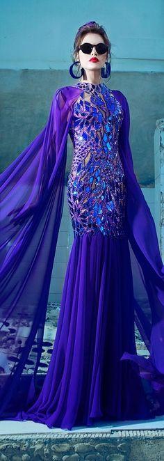 Nicolas Jebran Couture Gown