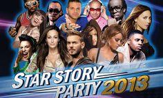 M Pokora enflamme la Star Story Party à Marseille le 14 mars 2013 | concertlive.fr