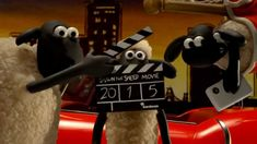 From Aardman, the creators of Wallace Gromit and Chicken Run, Shaun the Sheep the Movie is coming to cinemas Spring Watch the teaser trailer now! Movie 20, Movie Teaser, Shaun The Sheep, Chicken Runs, Stop Motion, Film, Cinema, Animals And Pets, The Creator