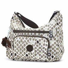 Kipling Kalye Medium Shoulder Bag with Adjustable Strap