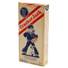 For more than 100 years, Cracker Jack(R) has been bringing a smile to the faces of kids of all ages. Packaged in an exclusive nostalgic box, Cracker Jack's are a unique blend of popcorn, peanuts and molasses. Inside the box, you'll find one of 26 limited-edition plastic collector prizes featuring the look and feel of old-time wooden blocks and an image of Sailor Jack & Bingo(R). These limited edition prizes are available exclusively at Cracker Barrel Old Country Store locations.