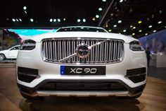 Uber is buying 24000 Volvo XC90 SUVs to form a fleet of driverless cars