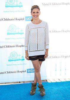 Sarah Michelle Gellar: 'Buffy The Vampire Slayer' Actress Turns 38 — HappyBirthday!