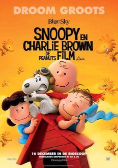 The Peanuts Movie (2015) - 08 de Enero
