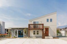モデルハウス:【BinO総合サイト】スキップフロア住宅・コンパクトハウス