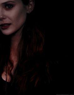 Wanda Maximoff - Scarlet Witch.