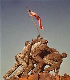Iwo Jima Memorial, Arlington National Cemetery, Arlington, VA