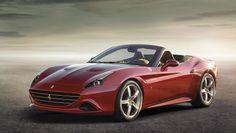 Кабриолет Ferrari California T возвестил овозвращении турбоэры