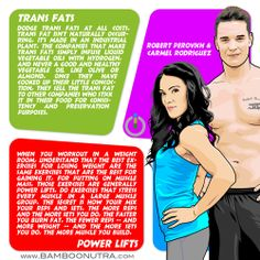 Nutrition & Fitness Tip - Trans Fats & Power Lifts