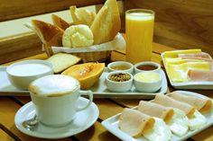 Café da manhã ( Brazilian Breakfast )