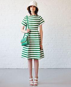 kate spade new york, spring 2015, moda primavera, outfit www.PiensaenChic.com