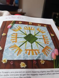 P84 todays quilter issue 23