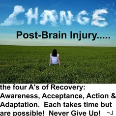 Recovery our way, is possible.  Not completely but good enough for us. And our recovery never stops!