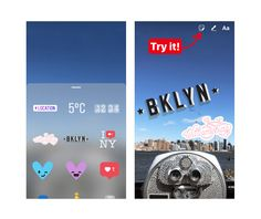 Avec ses stickers géolocalisés, Instagram copie (encore) un peu plus Snapchat