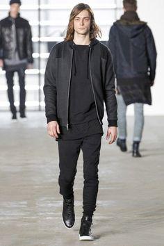 John Elliot FW16. menswear mnswr mens style mens fashion fashion style runway johnelliot
