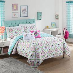 Waverly Kids Reverie Reversible Bedding Set Room Chambres