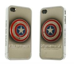 3D CAPTAIN AMERICA (THE FIRST AVENGER) Plastic Metal Hard Case Cover For i Phone 4 / 4S by 86hero, http://www.amazon.com/dp/B0085OQVTC/ref=cm_sw_r_pi_dp_BB5xqb092SRT0