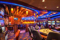 Center Bar, Casino Design Feature