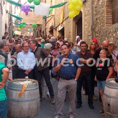 #Fiesta del #vino #tast #wine #bodega #natura #priorat #bsp #inaguracion #botas info@bspwine.com www.bspwine.com BSP Wine Experiences