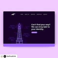 #GPRepost#reposter#notetag @belinattink via @GPRepostApp ======> @belinattink:Lighthouse icon  Landing Page! 41/366. #icons #icon #iconaday #design #screens #screen #visforvector #graphicdesign #web #webdesign #thedesigntip #dribble #dribbbleinvites #dailyui #366days #366challenge #iconography #bestvector #vector #graphicroozane #dribbblers #uihunt #graphicdesigner #pixelperfectdesign #uigaraga #picame #uxigers by uxbestdesigns