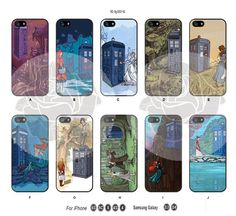 Disney Doctor Who iPhone 5s case, iPhone 5C Case iPhone 5 case, iPhone 4 Case Disney Samsung Galaxy s3 s4  iPhone case ifg-000148 on Etsy, £5.60