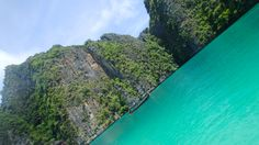 Phi Phi Islands Phuket, Thailand. Most beautiful place I have been... so far!