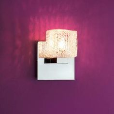 Check out the Eurofase 13726-034 Rain 1 Light Wall Sconce in Chrome priced at $57.00 at Homeclick.com.