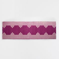 PINK PRINTED COTTON RUG - Rugs - Bedroom | Zara Home United States of America