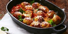 Mozzarella-Stuffed Turkey Meatballs - used 1 cut up cheese sticks. Family loved these! Made two batches so I froze one. -RP Mozzarella-Stuffed Turkey Meatballs - used 1 cut up cheese sticks. Family loved these! Made two batches so I froze one. Meatball Recipes, Turkey Recipes, Crockpot Recipes, Dinner Recipes, Healthy Recipes, Yummy Recipes, Turkey Dishes, Beef Dishes, Beef Recipes