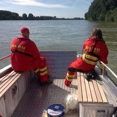 DLRG, Feuerwehr und Polizei suchen vermisste Frau im Rhein bei Nierstein - Wir in Rheinhessen