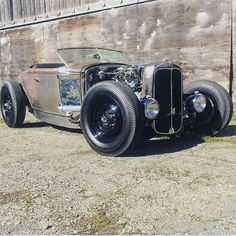 rat rod trucks and cars Hot Rods, Vintage Cars, Antique Cars, Vintage Iron, Dragster, Pinup, Badass, Rat Rod Cars, Traditional Hot Rod