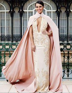 Cristina Pedroche llevará un vestido de Pronovias esta Nochevieja