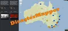 The DisasterMapper is an interactive map of Australia that covers over 50 disaster events that have occurred at different times, ranging from the early 1900s through to the most recent events. Each event is supported by statistics, images, videos and text. The events are searchable by location, time or type of disaster.    By looking at previous disasters, we can better understand and prepare for future events and build greater resilience in Australian communities.