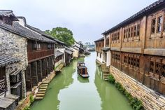 TechNode is the best place to stay up to date with China tech news and analysis. China Architecture, Architectural Elements, Chinese Style, Old Town, The Good Place, Medieval, Landscape, Country, Street