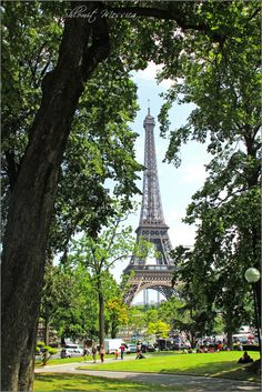 Summer in Paris by *ShlomitMessica