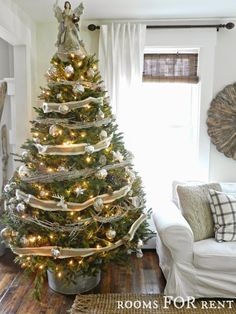 Christmas Tour with Kirklands - Rooms For Rent blog | Christmas ...