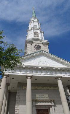 churches in savannah ga/images | Independent Presbyterian Church, Historic District, Savannah, Georgia ...