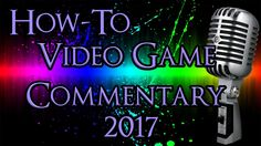 THANKS FOR WATCHING!!!! Like Comment & Sub for more!  Video Game Commentary can be a difficult thing to get into on YouTube but you don't have to be a natural commentator to get started. With these steps you can practice and grow into a great Let's Player.   - Before every video 1. Make sure you are mentally prepared to start. LPing and being good at it takes tons of practice dedication and effort. If at any point you find yourself not liking what you are doing reevaluate some things. With…