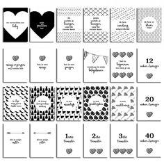 In 2015 schreef ik een artikel over de verschillende milestone baby kaarten. Dit artikel wordt nu nog veel gelezen al weet ik niet of alle kaarten nog wel te koop zijn. Plus er zijn er in de tussent