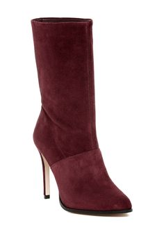 Beautiful BCBGeneration Valor Suede Booties