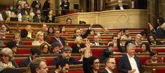 Junts pel Sí i la CUP tiren endavant la reforma del reglament i el parlament fa un pas més cap a la desconnexió | VilaWeb