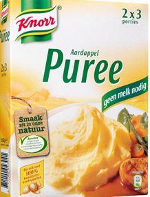 Knorr puree