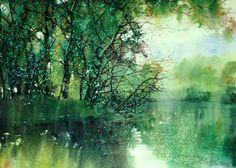 Z.L. Feng International Award Winning Artist Landscape