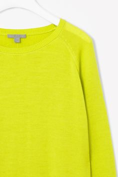 This amazing yellow jumper dress from #Cos made me happy... for a while. But when the thrill wore off I decided it was time to slow down. I still love #fashion, but this year I'm going #ethical (and here's why)