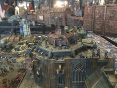 Forge world terrain