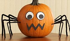 HEB has Halloween pumpkin ideas. Get more boo for your buck with our no-carve pumpkin decor. Our pumpkin family, pumpkin owl, pumpkin mummy, pumpkin spider and pumpkin caterpillar are all kid friendly Sac Halloween, Sister Halloween Costumes, Halloween Pumpkins, Halloween Crafts, Pumpkin Decorating Contest, Pumpkin Contest, Decorating Ideas, Pumpkin Crafts, Pumpkin Ideas