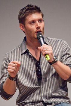 Jensen...!!! <3