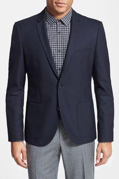 'Alesano' Trim Fit Blazer by HUGO BOSS on @nordstrom_rack